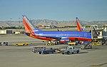 N290WN Southwest Airlines 2007 Boeing 737-7H4 C-N 36632 (7977106895).jpg