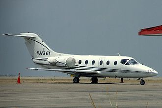 Hawker 400 - A Mitsubishi Diamond I