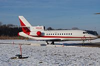 N922JW - F900 - Southern Winds Airlines