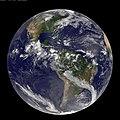 NASA GOES-13 Full Disk view of Earth July 14, 2010 (4792764923).jpg