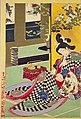 NDL-DC 1312661 02-Tsukioka Yoshitoshi-おさめ遊女を学ぶ図-明治19-crd.jpg