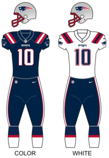 New England Patriots National Football League franchise in Foxborough, Massachusetts