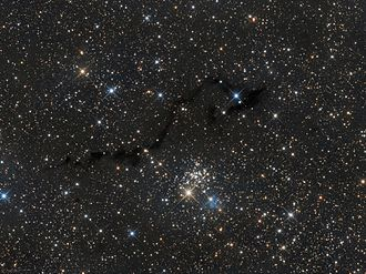 NGC 654 - NGC 654 in Cassiopeia