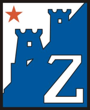 NK Zagreb - Former logo of Fiskulturno društvo Zagreb used after WWII