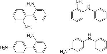 Nebenprodukte der Benzidin-Umlagerung