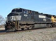 NS 8921 GE C40-9W