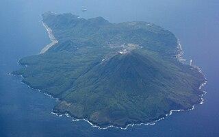 island in Kagoshima, Japan