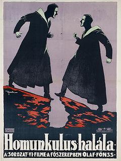 <i>Homunculus</i> (film) 1916 film
