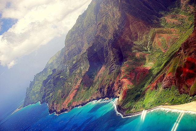 hike: the Na Pali Coast