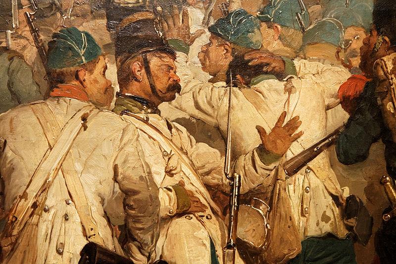 File:Napoléon III et l'Italie - Gerolamo Induno - La bataille de Magenta - 005.jpg