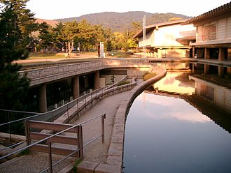 Nara National Museum - New museum building