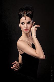 Natalia Matsak ballet dancer