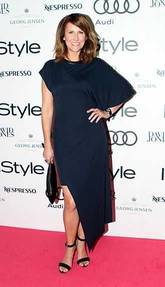 Natalie Barr - Natalie Barr in 2015 at the InStyle Awards