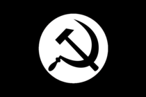 National Bolshevik Party black and white.png
