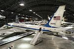National Museum of the U.S. Air Force-Boeing VC-137C SAM 26000 (Air Force One).jpg