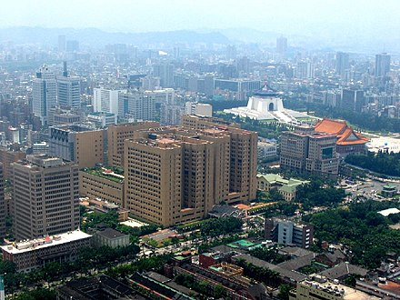 National Taiwan University Hospital National Taiwan University Hospital Taipei.jpg