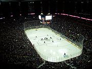 Sold out crowd to see Columbus's NHL team
