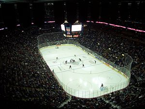 2009–10 NHL season - Nationwide Arena