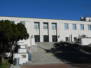 Naval and Marine Corps Reserve Center California historic landmark