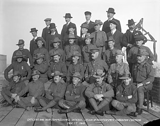 Legion of Frontiersmen - Image: Nd 3 105 Lo F Edmonton 1915