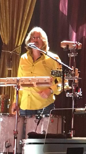 Nelson Bragg - Nelson Bragg live with Brian Wilson in 2017