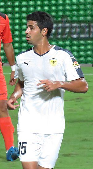 Ness Zamir - Zamir playing for Beitar Jerusalem in 2015
