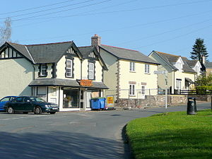 Woolaston - Image: Netherend Stores geograph.org.uk 1809721