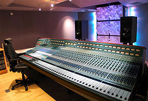 Rupert Neve - Image: Neve 8078@The Way Studio