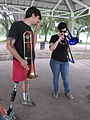 New Orleans Browncoat Brass Audubon Quincy Batgirl Trombone 2.jpg