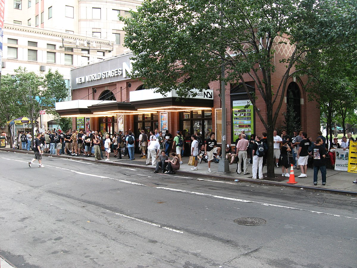 New World Stages - Wikipedia