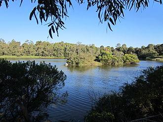Newport, Victoria - Newport Lakes