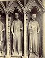Niche Sculptures, Wells Cathedral West Façade (3610772589).jpg