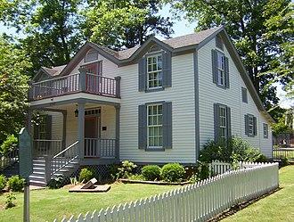 Bartlett, Tennessee - Nicholas Gotten House