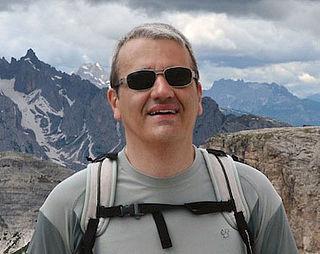 Nicola Armaroli Italian chemist