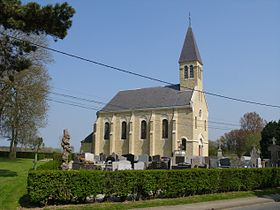 L'église Sainte-Margrite