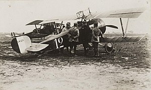 Nieuport 17 fighter 1A1182101XXXVII017 (15204900430).jpg