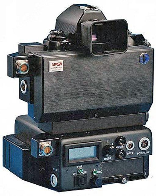 Nikon Nasa F4 back