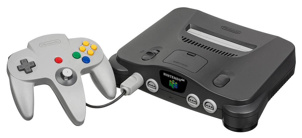List of best-selling Nintendo 64 video games - Wikipedia