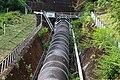 Nishiyoshino I power station penstock-04.jpg