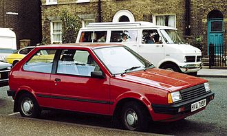 Nissan Micra - Original version