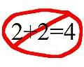 No_Math.jpg: No Math