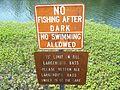 No fishing after dark.JPG