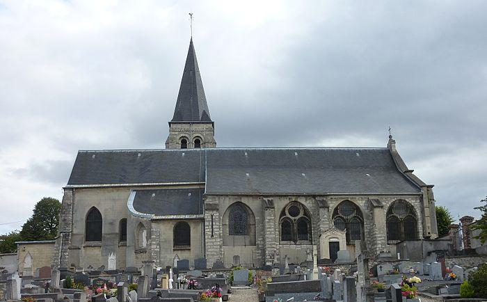 Eglise saint sulpice et notre dame monument historique for 9 porte de neuilly noisy le grand