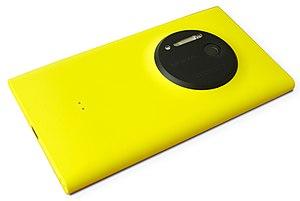 Nokia Lumia 1020 - Image: Nokia Lumia 1020 BG removed