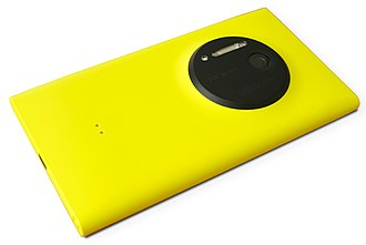 Nokia Lumia 1020 - Image: Nokia Lumia 1020 BG removed