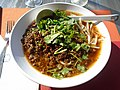 Noodle soup with minced pork, My Noodles, Paris 22 September 2016 001.jpg
