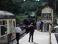 Norchard Station, Dean Forest Railway - geograph.org.uk - 88501.jpg