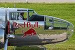 North American B-25J Mitchell Red Bull (The Flying Bulls) N6123C (9292810486).jpg