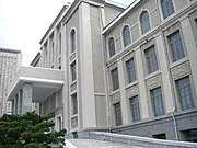 North Korea-Pyongyang-Kim Il-sung University-01.jpg