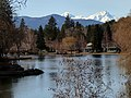 North Middle Sisters Mirror Pond - Bend Oregon.jpg
